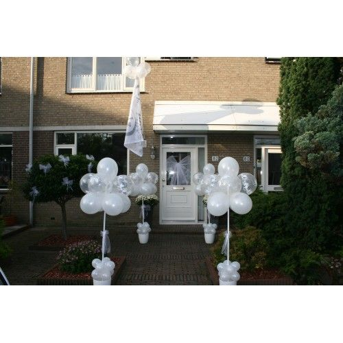 Verwonderend Tuin en deur versiering wp | Deur versieren, Bruiloft deuren AY-81
