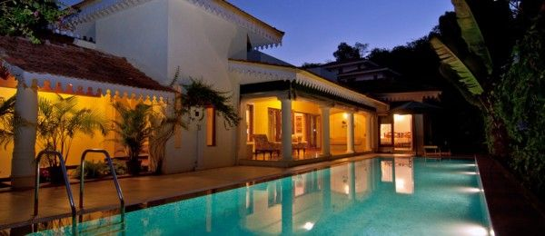 Luxury villa rental at Saipem goa, with swimming pool for your Indian holiday.   Personalized/customized/tailor made/boutique holidays.   Read more here: http://www.goseekandhide.com/blog/bespoke-travel-in-india-luxury-villa-rental-in-goa-saipem/ — in Goa.