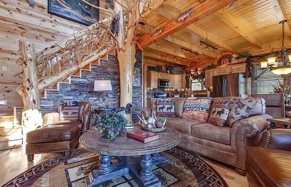 Best Unrivaled 2 Bedroom Cabin Rental In 2020 With Images 640 x 480