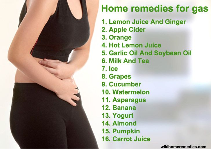 16 home remedies for gas pain and cramps in stomach