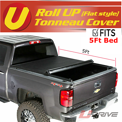 Tonneau Cover Lock Roll For Frontier King Cab Pickup Truck 6ft Short Bed New Auto Parts Accessories Auto Parts And Vehicles