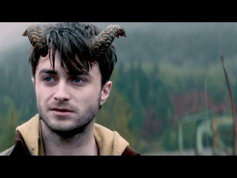 ▶ HORNS Trailer (Daniel Radcliffe - 2014) - YouTube