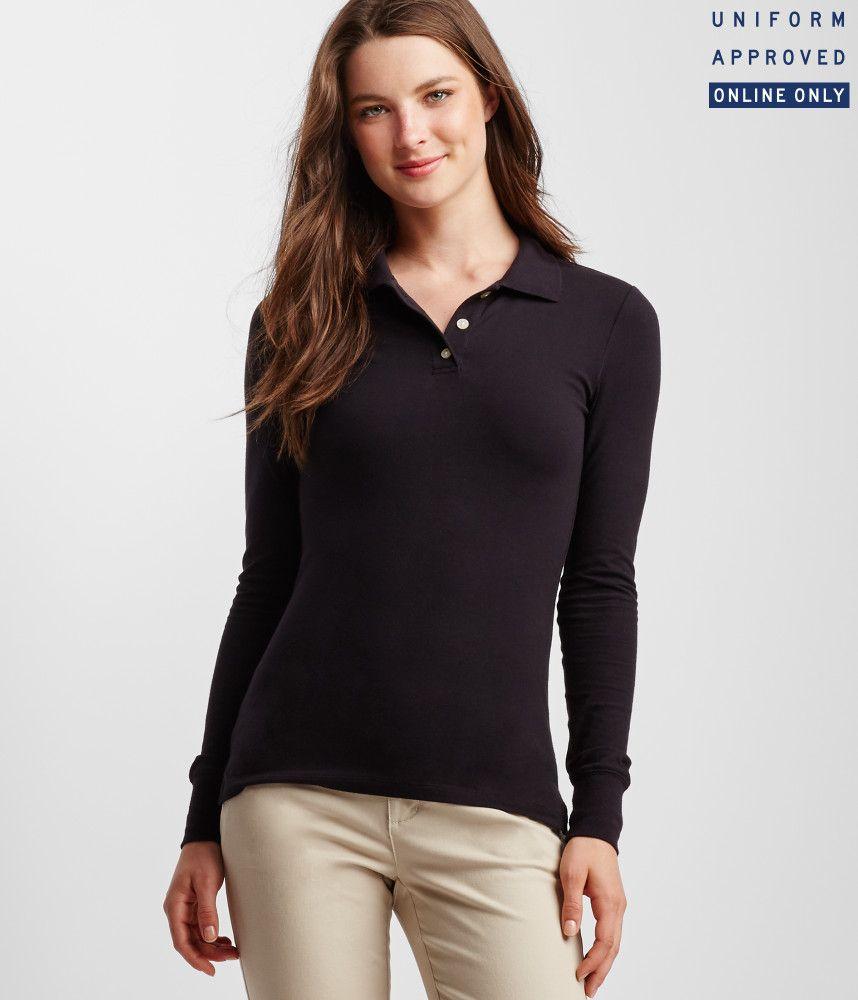 50 Uniform Polo Shirts for Women ideas | women, latest design, polo