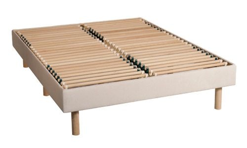 Green Sleep S 300 Foundation Uses Poplar Dowels For The Cross Pieces Slats Traditional Bed Frames Bed Base Organic Mattresses