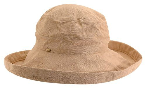 7f8e585241ed46 Scala Womens Cotton Big Brim Hat Desert One Size >>> For more information,  visit image link. #WomensOutdoorClothing