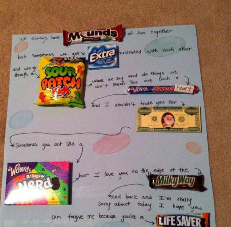 Pin By Brandi Heisley On Boii I M Cryin Im Sorry Gifts Romantic Gifts For Him Sorry Gifts
