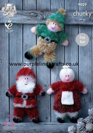 Father Christmas Knitting Pattern Image Collections Knitting
