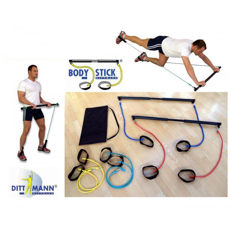 Dittmann Bodystick Im Praktischen Aufbewahrungsbeutel Aufbewahrungstasche Praktisch