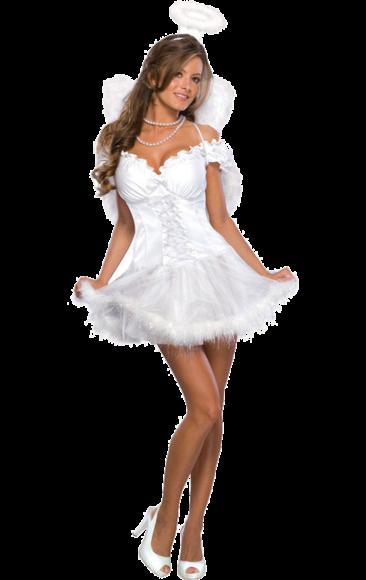 Adult Classic Angel Costume In 2019 Angel Fancy Dress