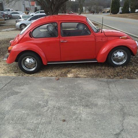 1973 Volkswagen Beetle - Classic Red photo | vw beetle 1970