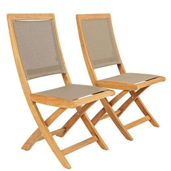 Beau B U0026 Q Folding Dining Chairs