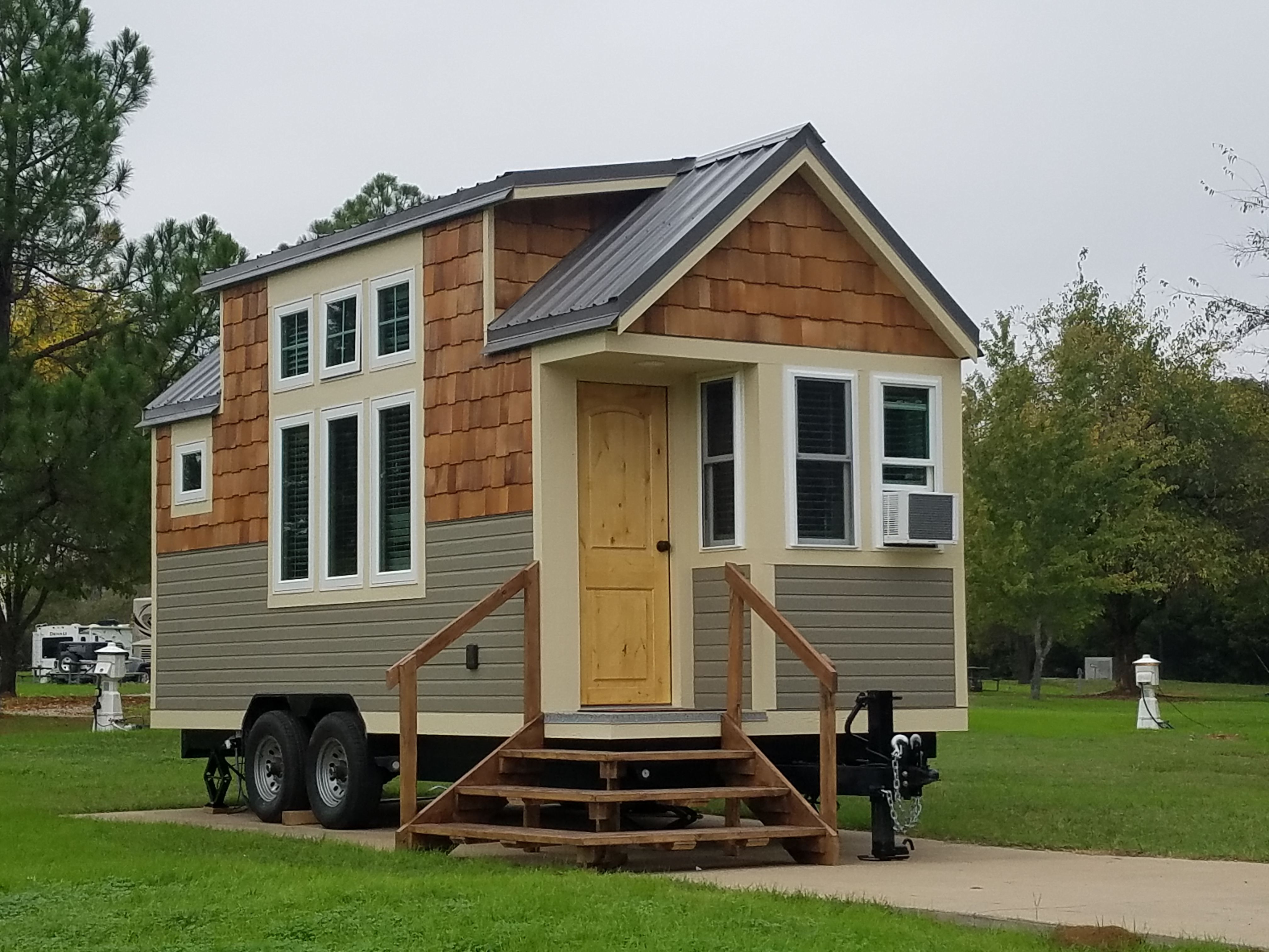 Affordable Tiny House For 7 5k Tiny House Camper Tiny House