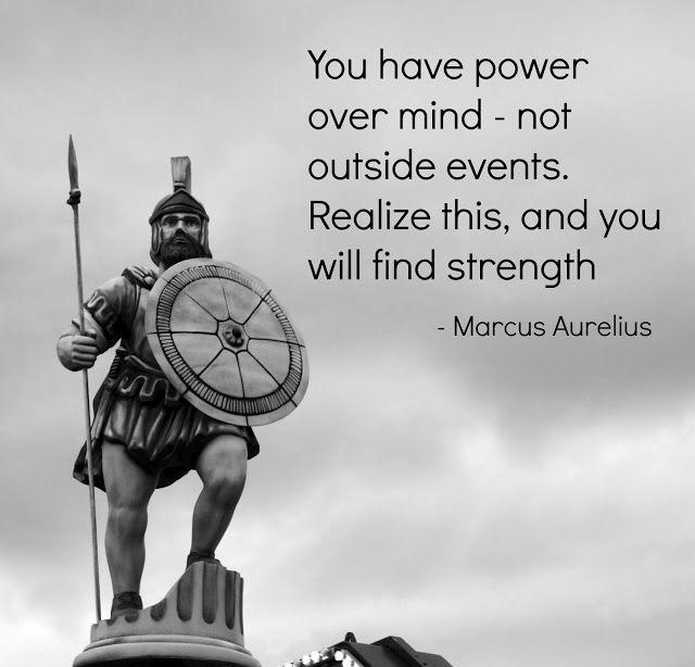 Marcus Aurelius quote | Footnotes and Finds #quotes #marcusaurelius #inspiration