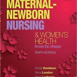 Test Bank Olds Maternal Newborn Nursing And Women S Health 10th