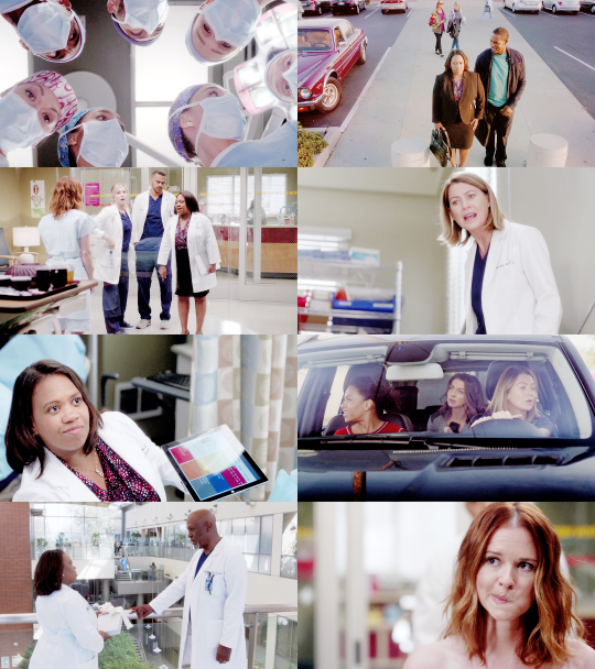 """Grey's Anatomy Season 12: Walking Tall ↳ """"If I did my job well, it's not because people listened to me. It's because they believed in me. Believed that I knew them well enough, and believed in them enough to tell them how and when to use their brilliance. """""""