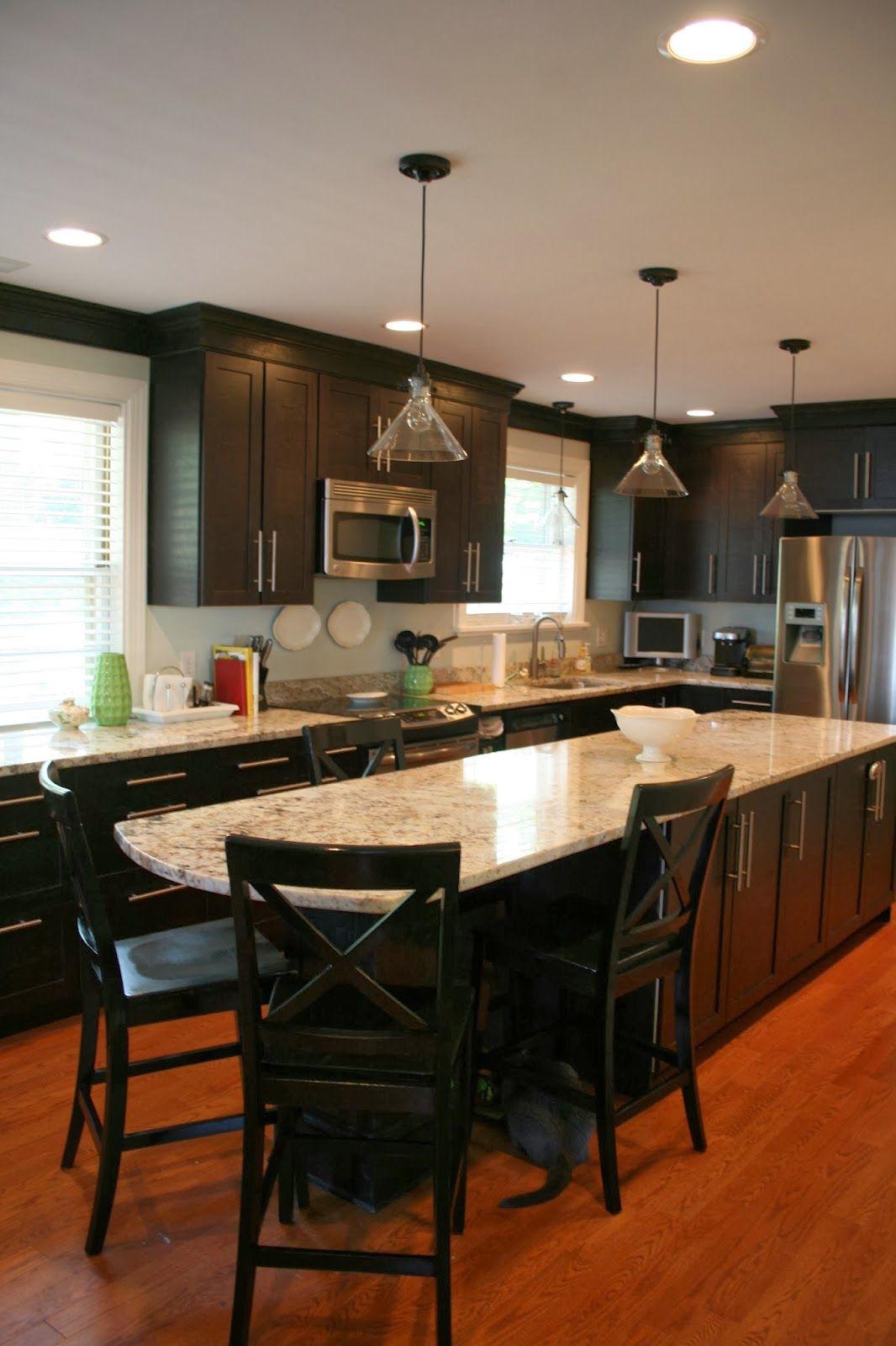 Best Kitchen Remodel Real Kitchen Black Kitchen Cabinets 400 x 300