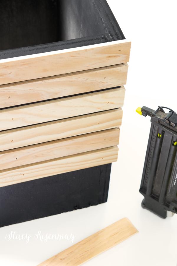Diy Modern Planter Box In 2020 Wooden Planter Boxes Diy Diy Planters Outdoor Modern Planters Outdoor