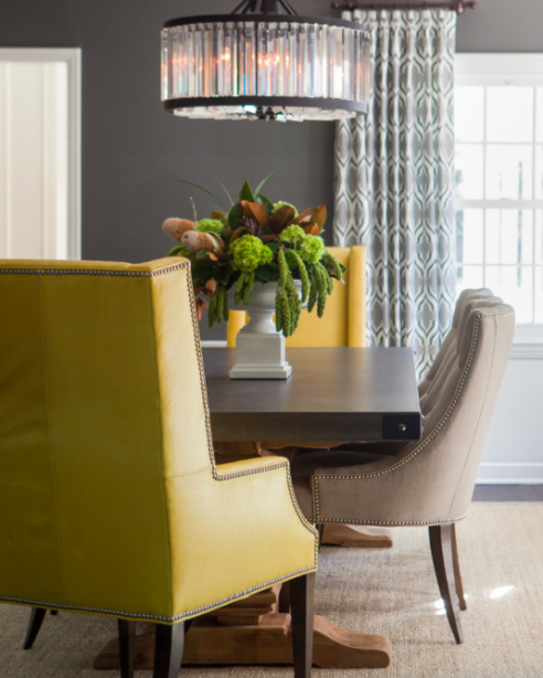 Color Spotlight  Benjamin Moore Kendall Charcoal Hc166  Kendall Awesome Kendall Dining Room Design Decoration