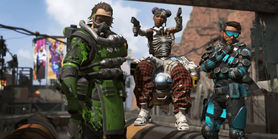 Apex Legends Now Has Over 50 Million Players In Just One Month Titanfall Battle Royale Game Legend Games