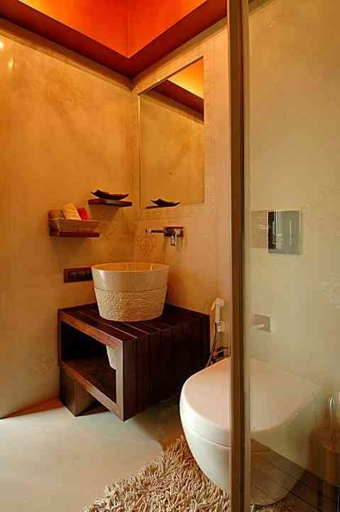 find this pin and more on small bathroom design ideas by zingyhomes