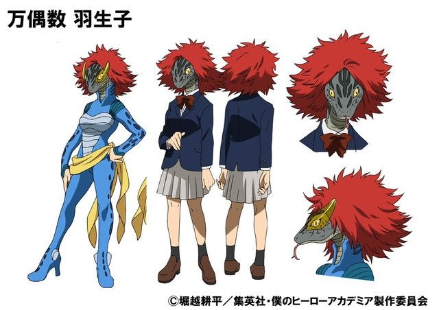 My Hero Academia Offers Another Look At Training Of The Dead Ova Designs And Cast My Hero My Hero Academia Boku No Hero Academia