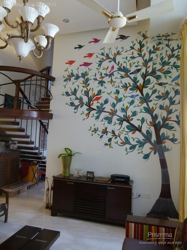 Interior Design India Shibani Jains Home In Mumbai Ethnic DecorWall