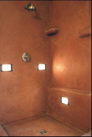 Eco Friendly Plaster For Shower Walls This Is A Great Way To Keep Your Home Green And Beautiful Polished Plaster Wattle And Daub Cob House