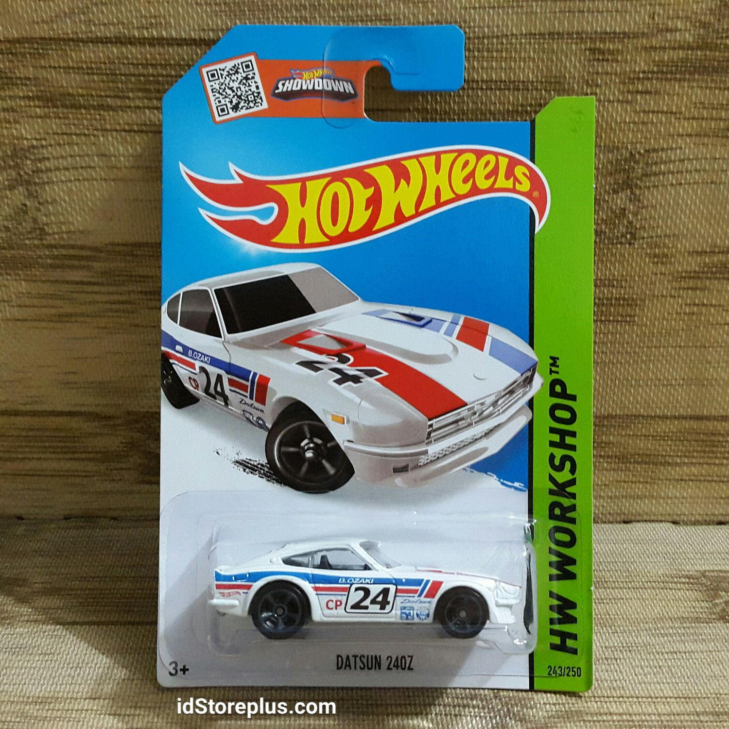 Jual Hot Wheels Datsun 240z White Hw Workshop 243 250 Then And Now