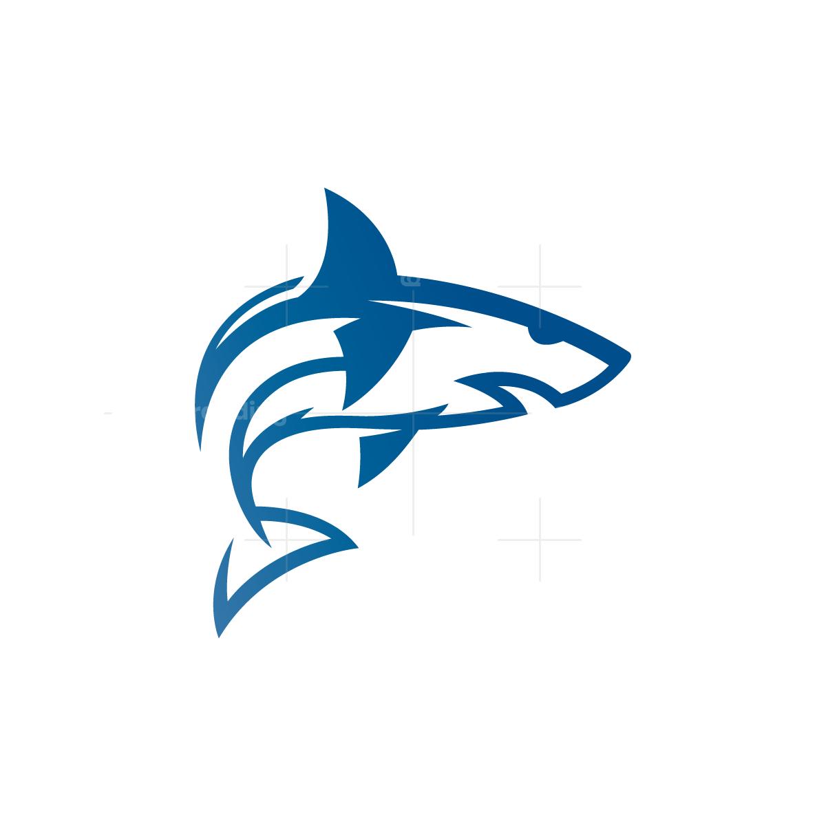 Blue Shark Logo Shark Logo Shark Images Blue Shark
