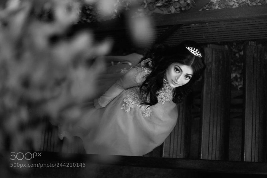 the bride by GaziRegan http://500px.com/photo/244210145