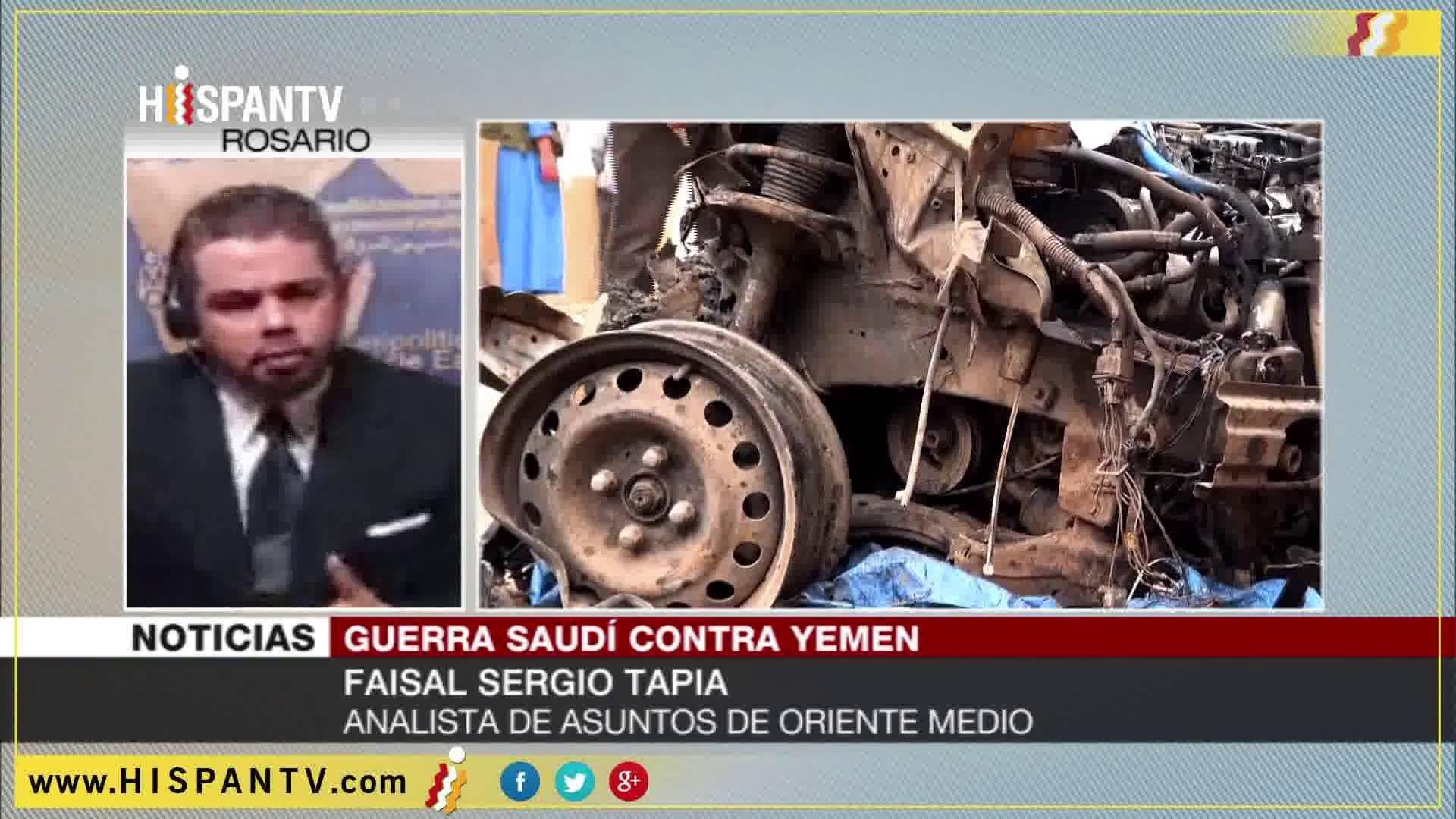 El Ejército saudí se desbanda ante el avance del pueblo yemení