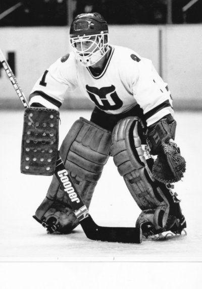 Hartford Whalers Goaltending History Ed Staniowski In 2020 Hartford Whalers Hockey Goalie Whalers