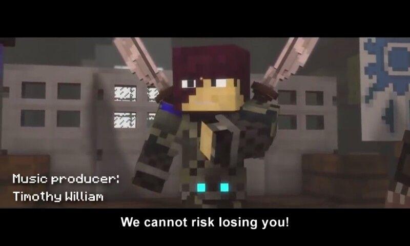 Fractures a minecraft movie 2018 trailer by rainimator