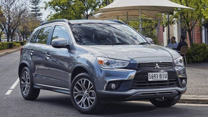 Mitsubishi Asx Continues Small Suv Success In November Behind The Wheel Mobil