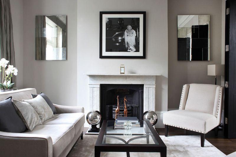 Sleek modern interiors of a victorian terrace house in Fulham ...