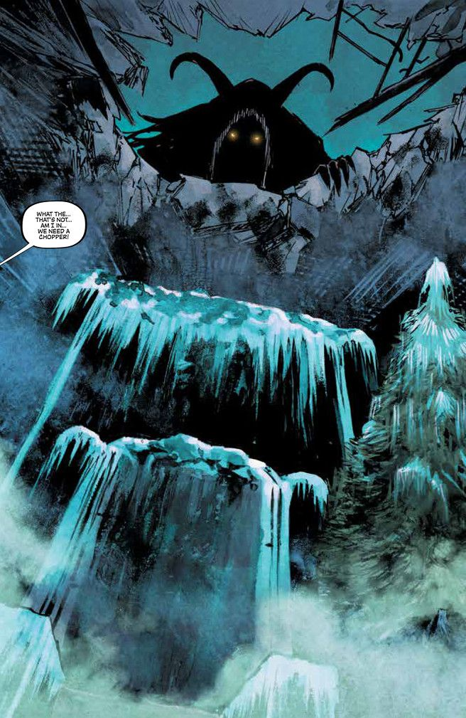 Cool Horror Gear: Krampus prequel comic Krampus: Shadow of St. Nicholas! - Horror Movie News | Arrow in the Head
