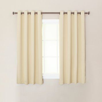 Short Curtains For Bedroom Windows Beige   Google Search