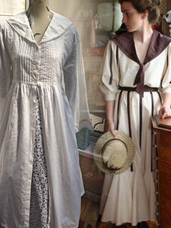 ae31d199c17 Rare vintage laura ashley white edwardian by LovelyLauraAshley Laura Ashley  Clothing