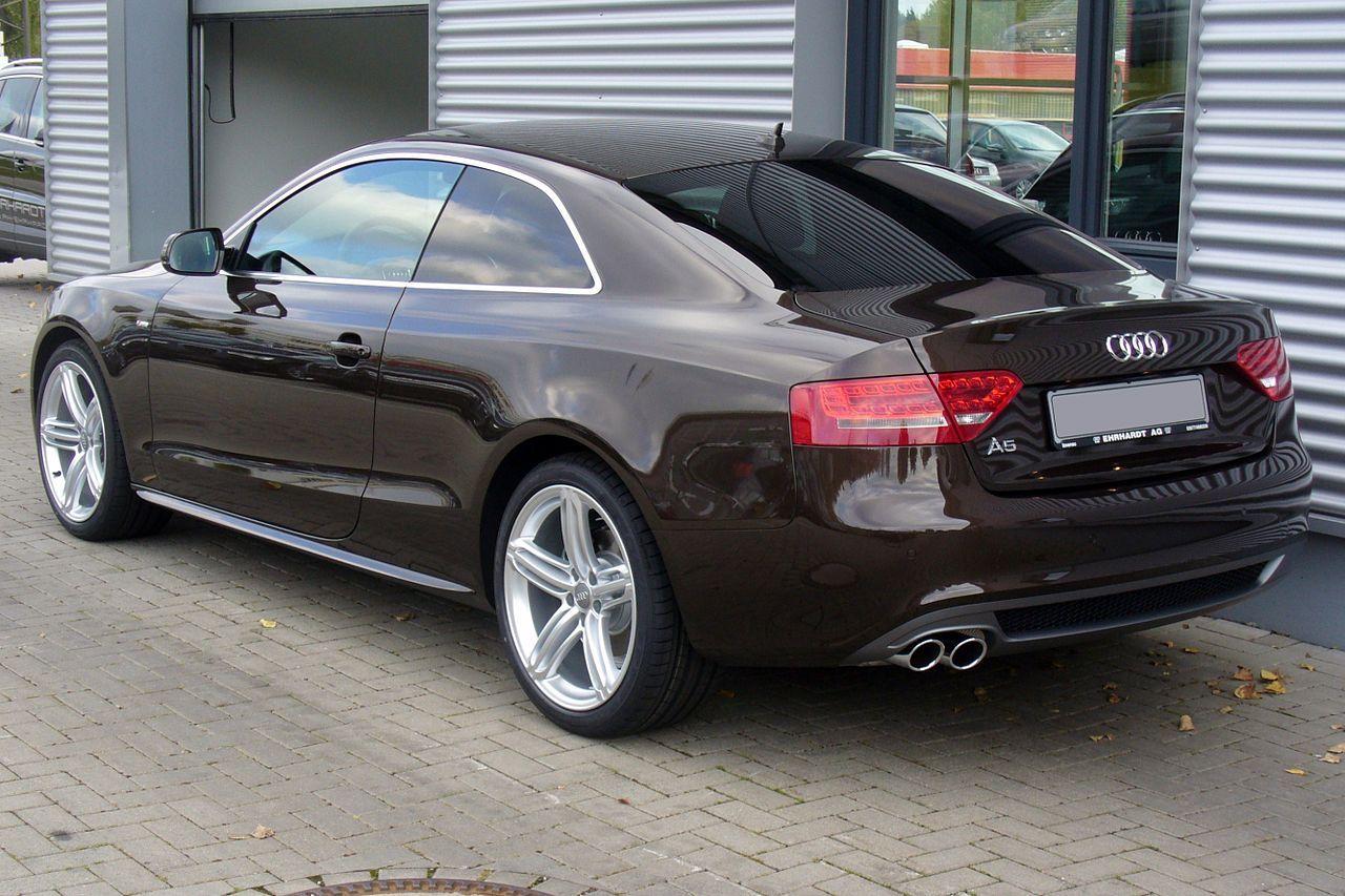 2016 Audi Coupe S Line