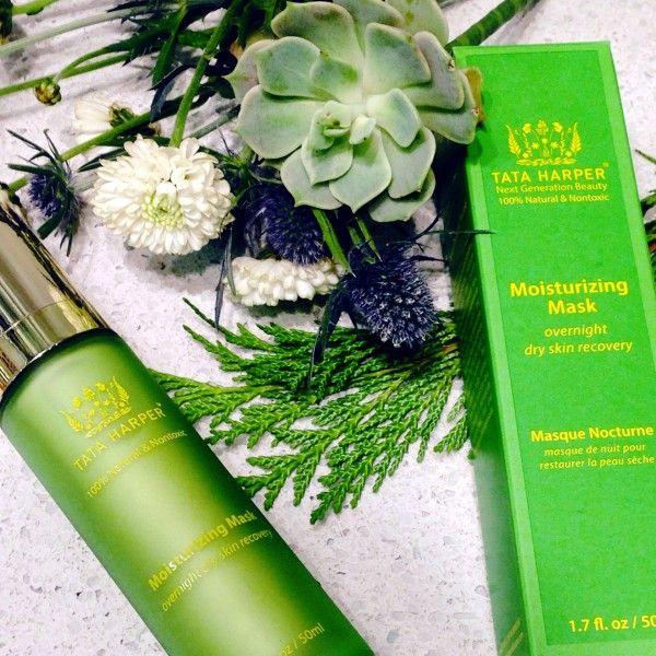 Tata Harper Moister Mask Review on Citrine Natural Beauty Bar's Blog