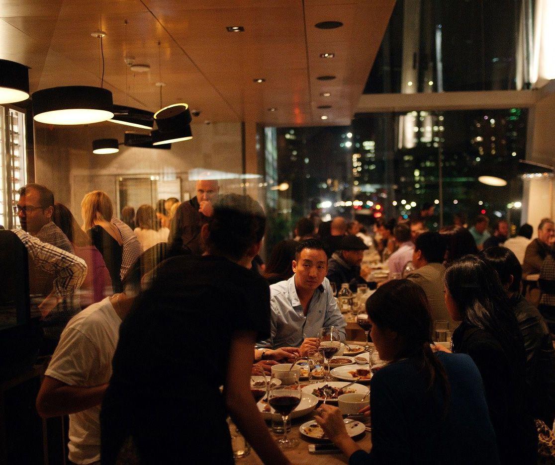 Daishō Review Momofuku, Toronto life, Luxury restaurant