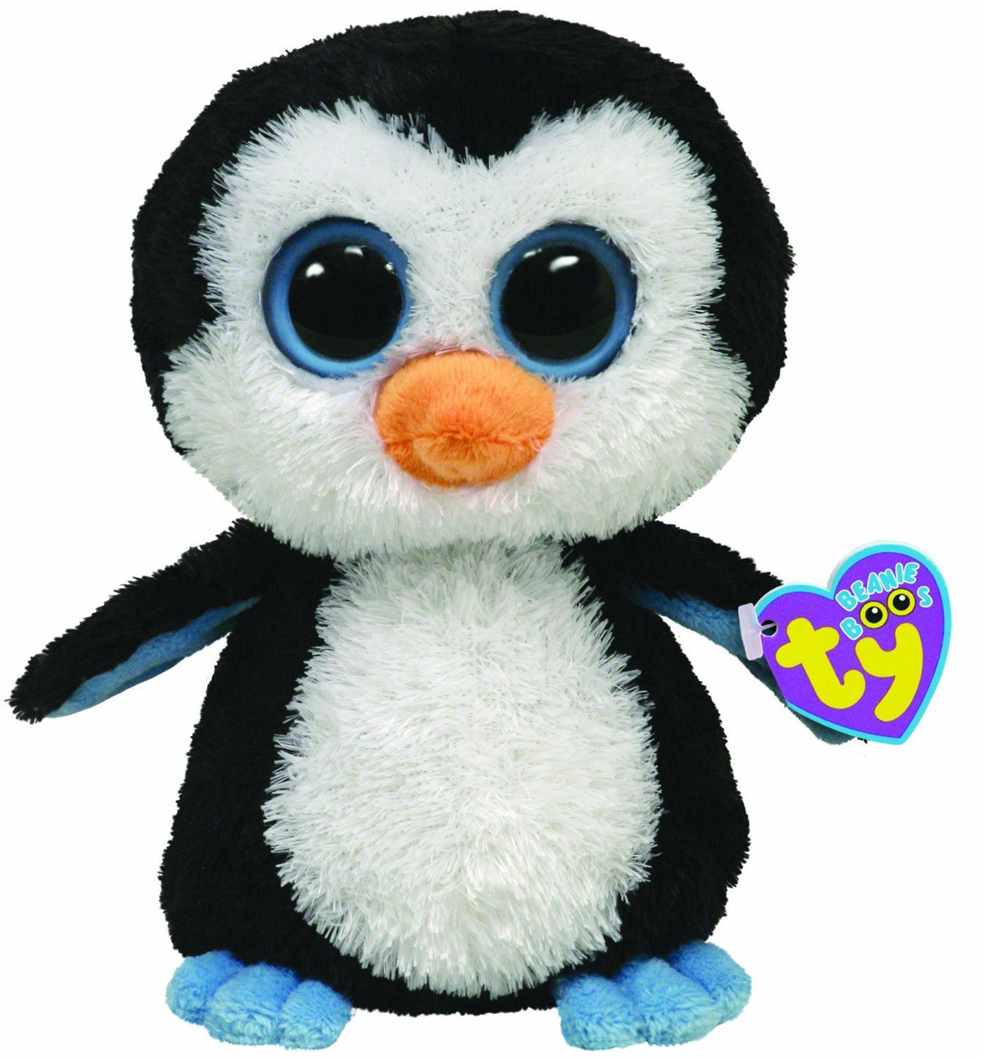 Ty Beanie Boos  Type  Penguin Name  Waddles Birthday  May Introduced   January 2012 Retired  November 2013 002b99db3c98