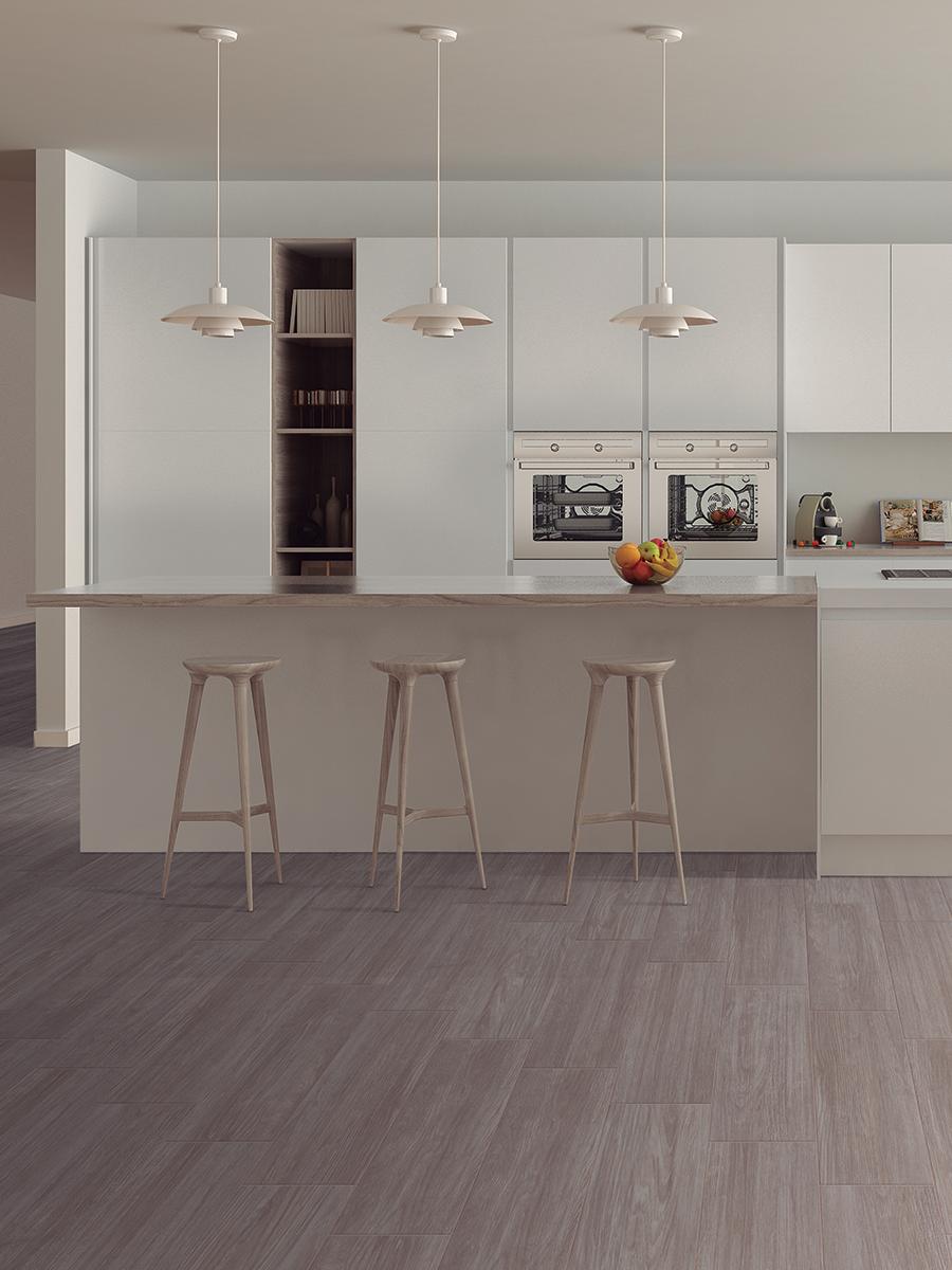 Una de las tendencias que viene s per fuerte en este 2018 for Pisos modernos para apartamentos