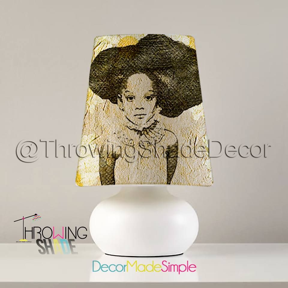 Sunflower princess customized lamp shade slip cover art work by d sunflower princess customized lamp shade slip cover art work by d charismatic tracy of mozeypictures Gallery