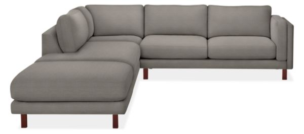 Cade Sectionals In 2019 Leather Sectional Leather Daybed