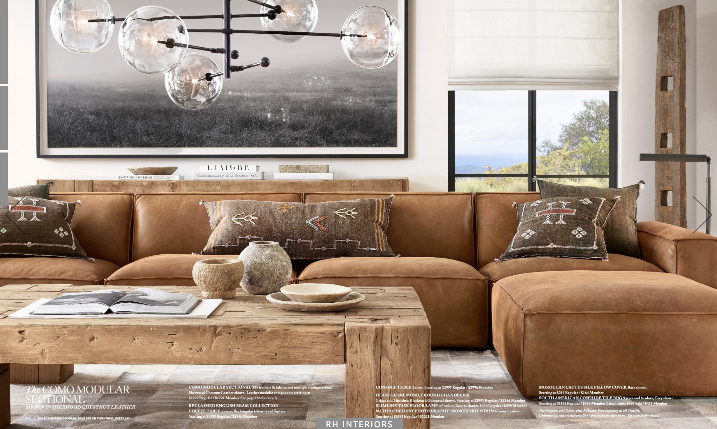 Fabulous Restoration Hardware Moroccan Decor Living Room Living Uwap Interior Chair Design Uwaporg