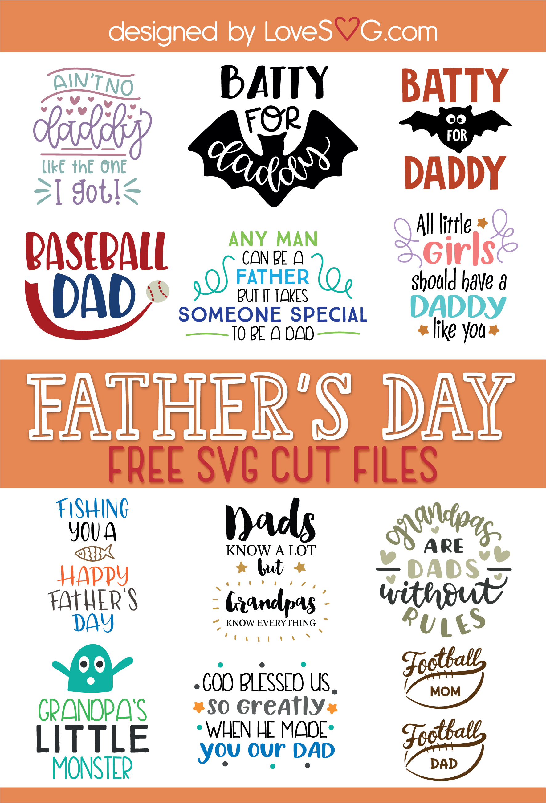 Get crafting with this exclusively designed lovesvg freebie. Pin On Free Father S Day Svg Cut Files