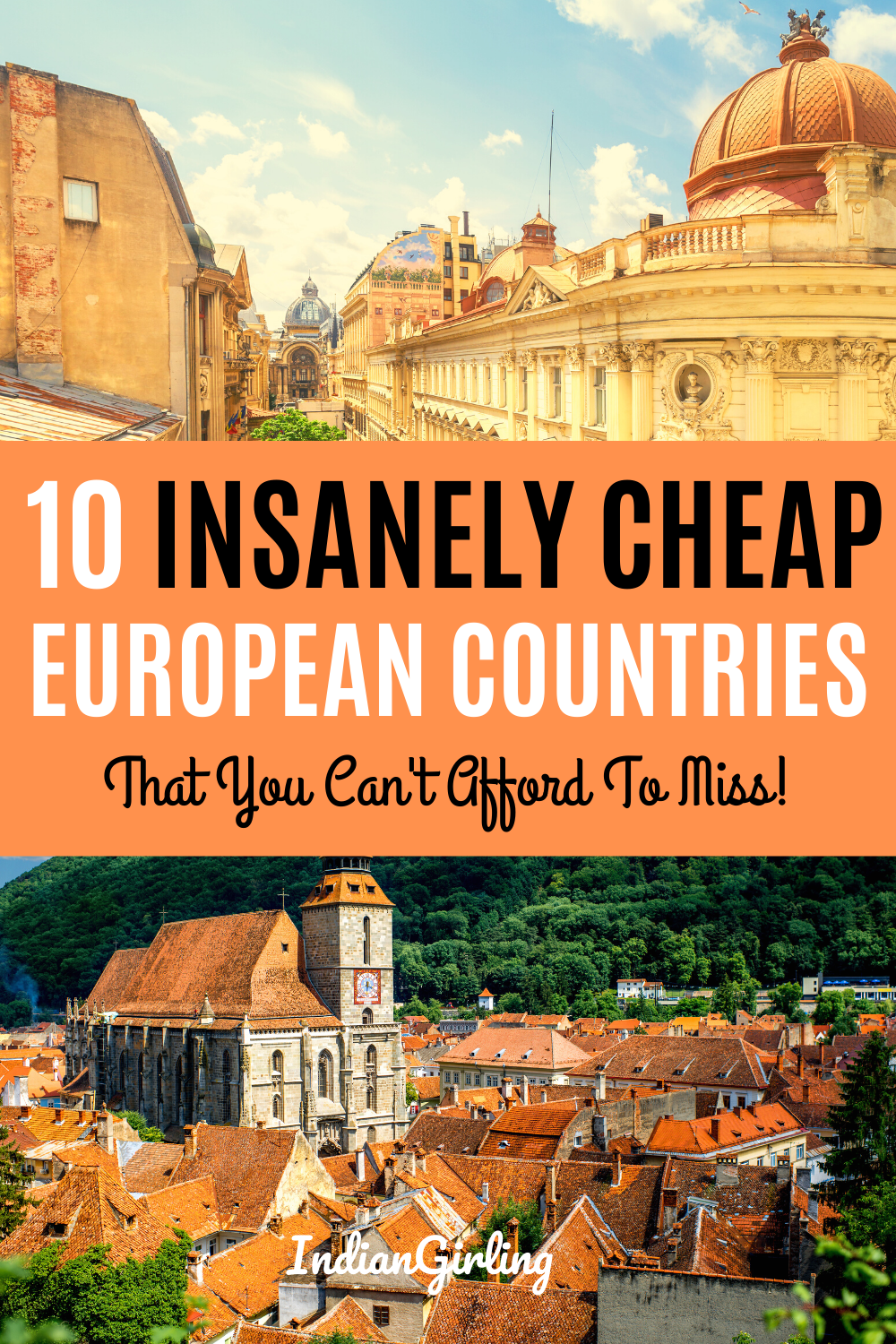 10 Insanely Cheap European Countries To Visit On A Budget