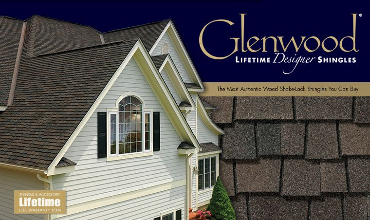 Gaf Glenwood Roofing Shingles Roof Materials Roof Architecture