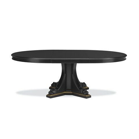 Empire Pedestal Table